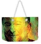 In Memory Of Robin Williams Weekender Tote Bag