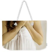 In My Thoughts And Dreams Weekender Tote Bag