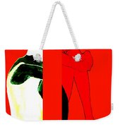 In Need Of A Hug Weekender Tote Bag
