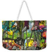 In One Way Out The Other Weekender Tote Bag