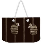 In Prison Weekender Tote Bag