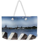 In Remembrance V7 Weekender Tote Bag