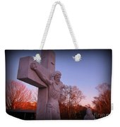 In Sacrifice Is Peace Weekender Tote Bag