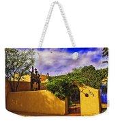 In Santa Fe - New Mexico Weekender Tote Bag