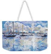 In Search For America's Freedom Weekender Tote Bag