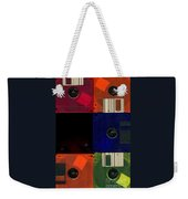In Search Of The Missing Disc Weekender Tote Bag