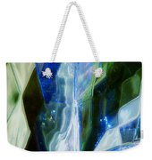 In The Blue Realm Weekender Tote Bag
