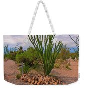 In The Boothill Cemetary Weekender Tote Bag