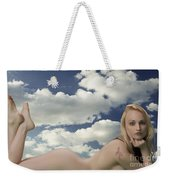 In The Cloud 1082 .02 Weekender Tote Bag