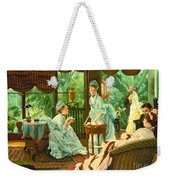 In The Conservatory  Weekender Tote Bag