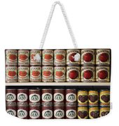 In The Cupboard Weekender Tote Bag by Barbara McMahon