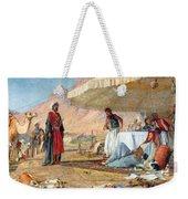 In The Desert Of Mount Sinai Weekender Tote Bag