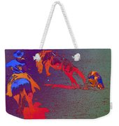 In The Dirt Again Weekender Tote Bag