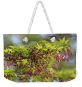 In The First Light Weekender Tote Bag