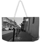 In The French Quarter Weekender Tote Bag