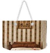 In The Girls Room Weekender Tote Bag