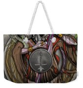 In The Halls Of The Mage-king Weekender Tote Bag