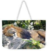 In The Jungle The Mighty Jungle Weekender Tote Bag