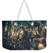 In The Jungle - Vietnam Weekender Tote Bag