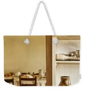 In The Kitchen Weekender Tote Bag