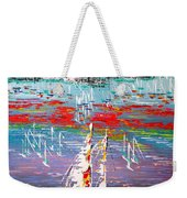 In The Lead - Sold Weekender Tote Bag