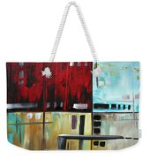 In The Maze I Weekender Tote Bag