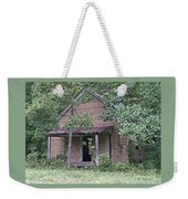 In The Middle Of Nowhere Weekender Tote Bag