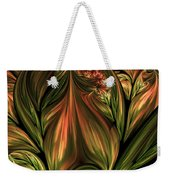 In The Midst Of Nature Abstract Weekender Tote Bag