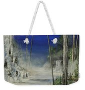In The Mist Do Not Miss The Sea Weekender Tote Bag