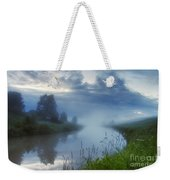 In The Morning At 02.57 Weekender Tote Bag