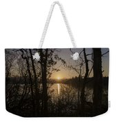 In The Morning At Lough Eske Weekender Tote Bag