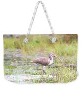 In The Pasture Grass Weekender Tote Bag