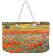 In The Poppy Field Weekender Tote Bag