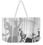 In The Prison Cell, 1929 Weekender Tote Bag
