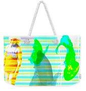 In The Sea Weekender Tote Bag