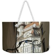 In The Shadow Of Il Duomo Weekender Tote Bag