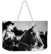 In The Show Too Weekender Tote Bag