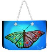 Cosmic Butterfly  Weekender Tote Bag