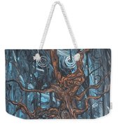 In The Spook Of The Night Weekender Tote Bag