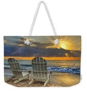 In The Spotlight Weekender Tote Bag by Debra and Dave Vanderlaan