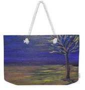 In The Still Of The Night  Weekender Tote Bag