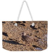 In The Stone Surf Gravel Cape May Nj Weekender Tote Bag