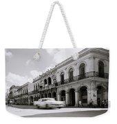 The Streets Of Havana Weekender Tote Bag