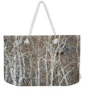 In The Sycamores Weekender Tote Bag