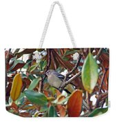 In The Tree Weekender Tote Bag
