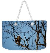 In The Trees Weekender Tote Bag