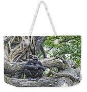 In The Treetop Weekender Tote Bag