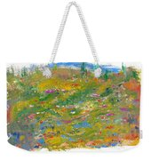In The Valley Weekender Tote Bag