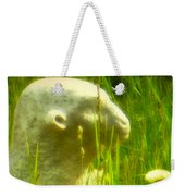 In The Weeds Weekender Tote Bag