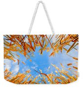 In The Wheat Weekender Tote Bag by Alexey Stiop